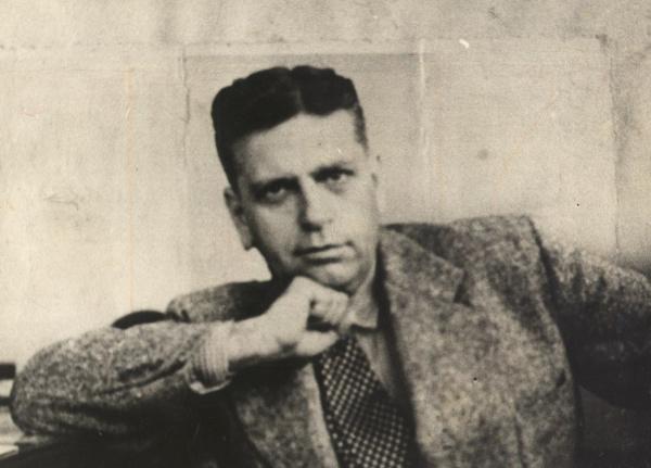 Oswald de Andrade é uma importante figura da primeira fase do Modernismo. [1]