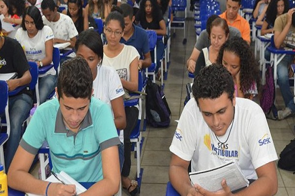 Crédito da Foto: Sesc Maranhão/Divulgação SOS Vestibular
