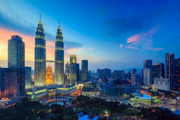Kuala Lampur, capital da Malásia